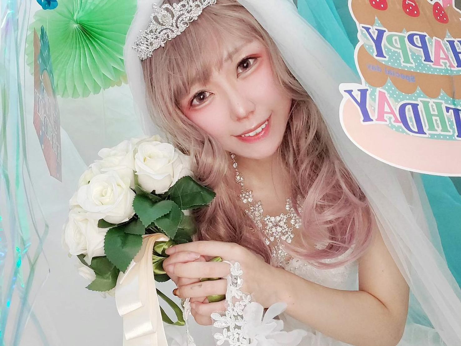 【祝】05/29(土)23時〜Aliceちゃん生誕祭!1